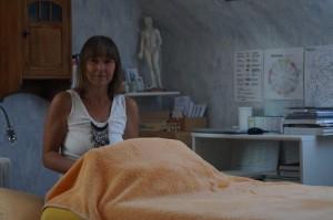 Gabriele Setzer berät auch zu Homöopathie